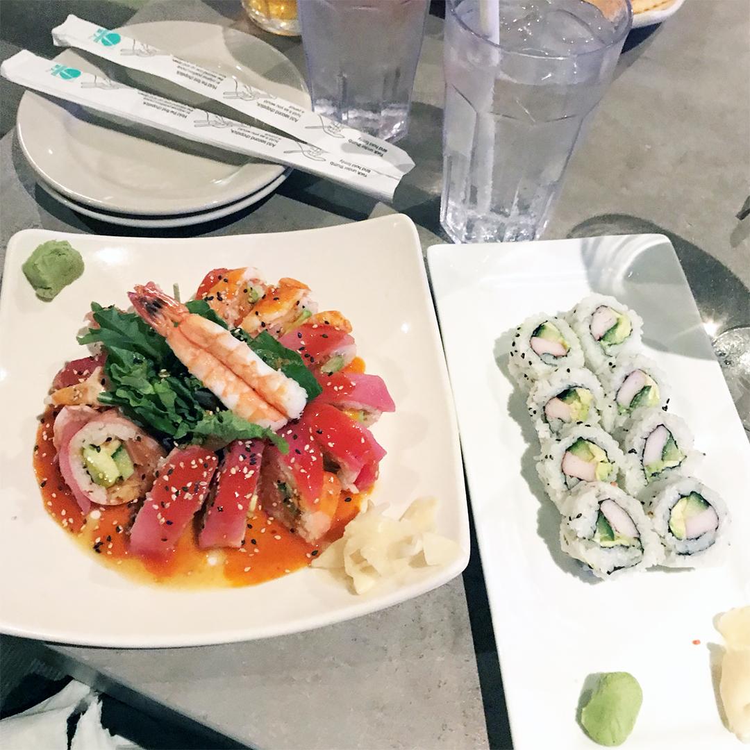 sushi splitsville downtown disney