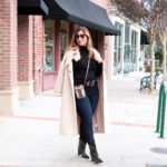 My winter street style and a cross body phone case