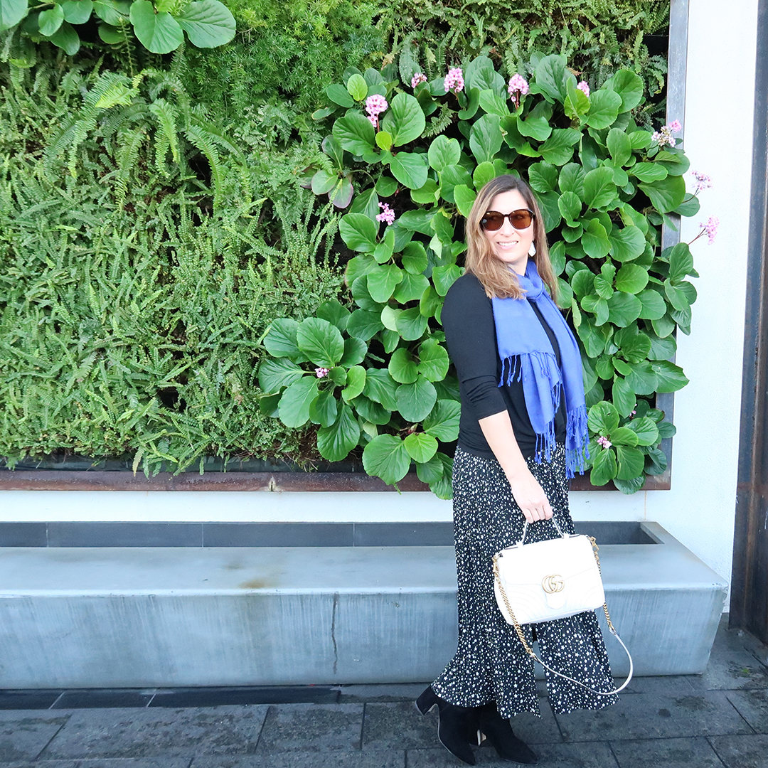 winter into spring street style