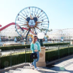 Disneyland California Adventure Park with the family