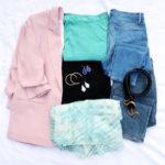 Spring 2020 capsule wardrobe