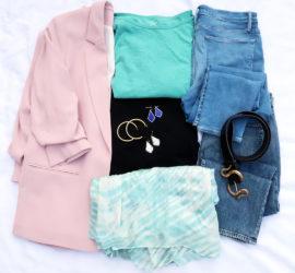 spring 2020 capsule wardrobe menswear blazer