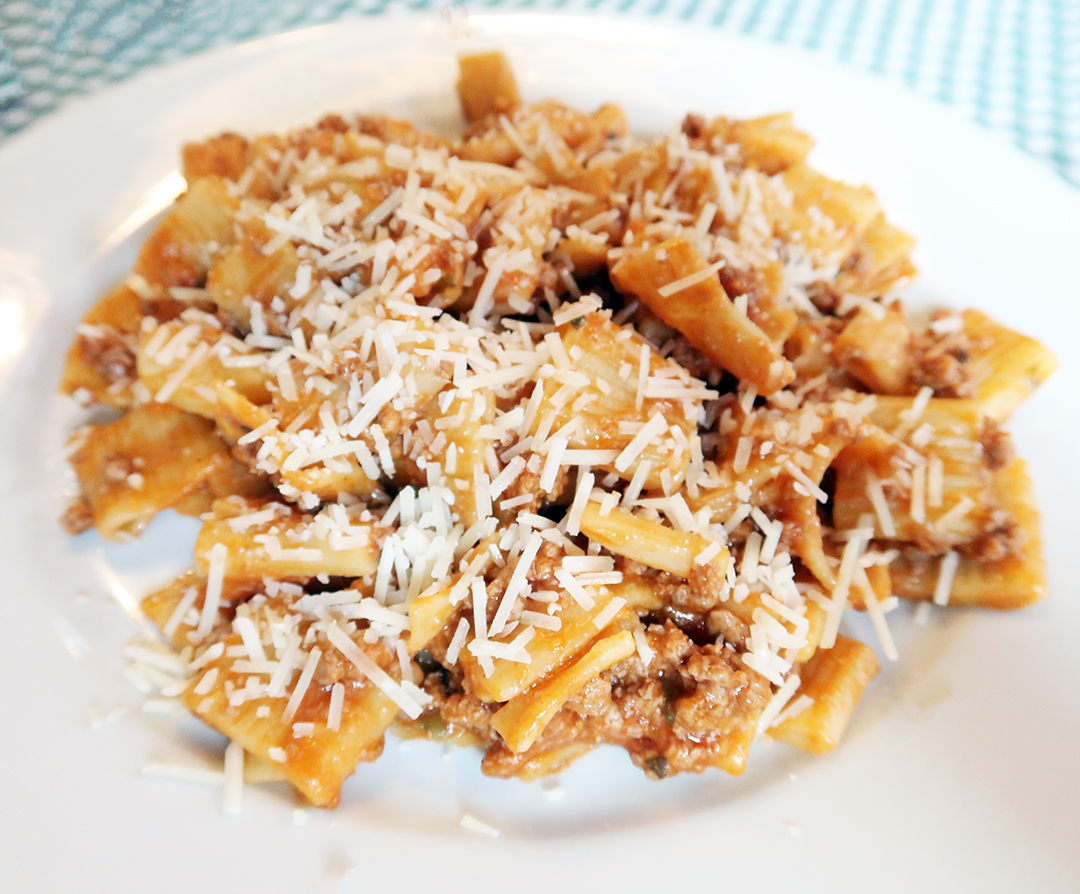 pasta bolognese sauce easy at home recipe