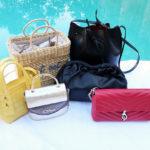 Summer 2020 handbag capsule wardrobe