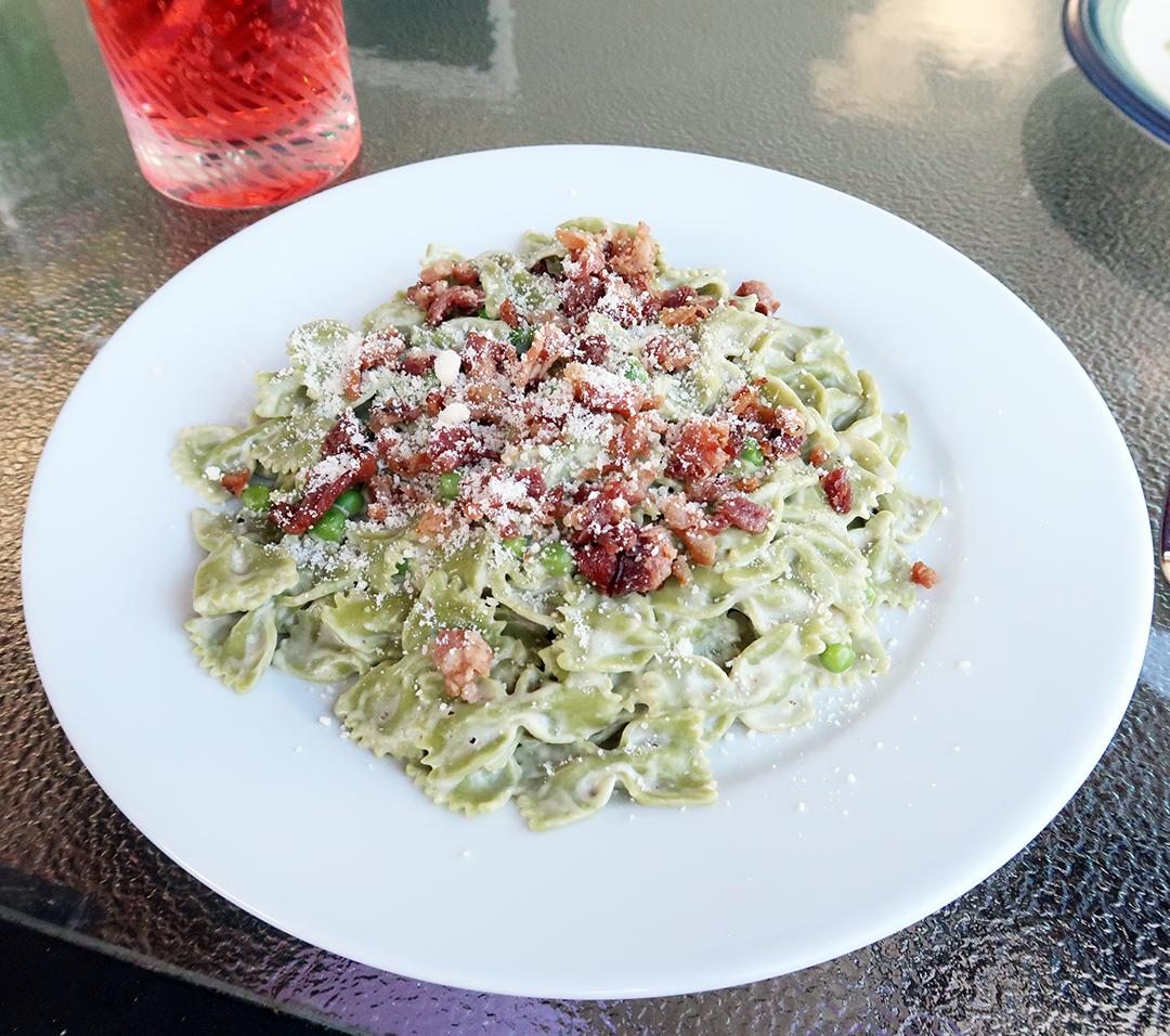 fast easy pasta alfredo