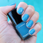 Chanel Melody nail polish summer 2020 review