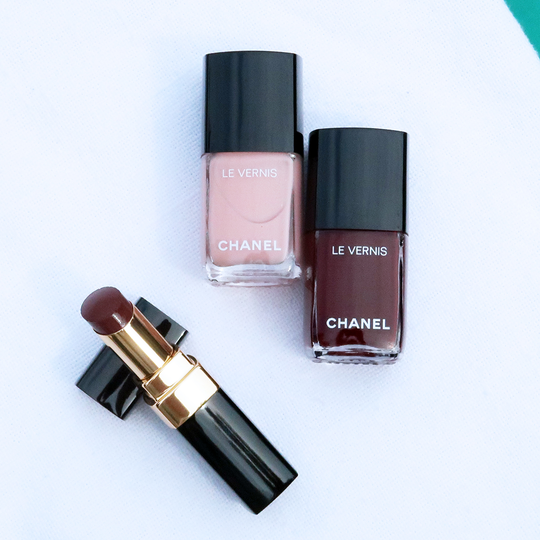 chanel nail polish fall 2020 review
