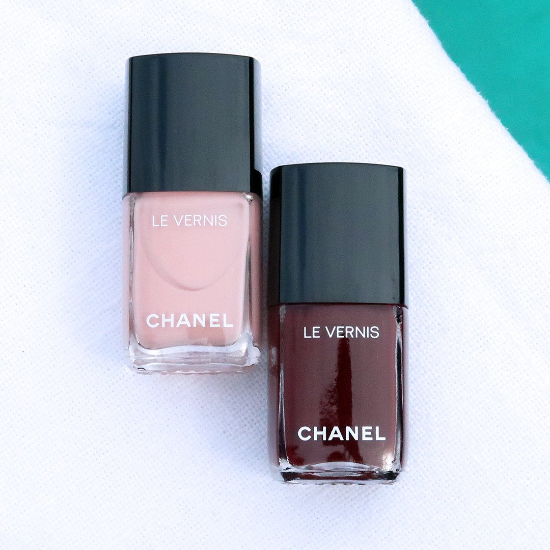 chanel fall 2020 nail polish review