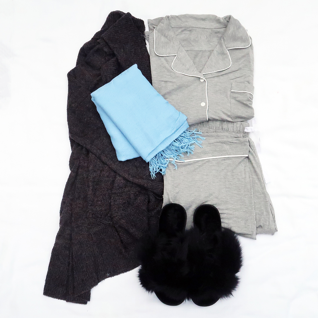 fall 2020 loungewear capsule wardrobe