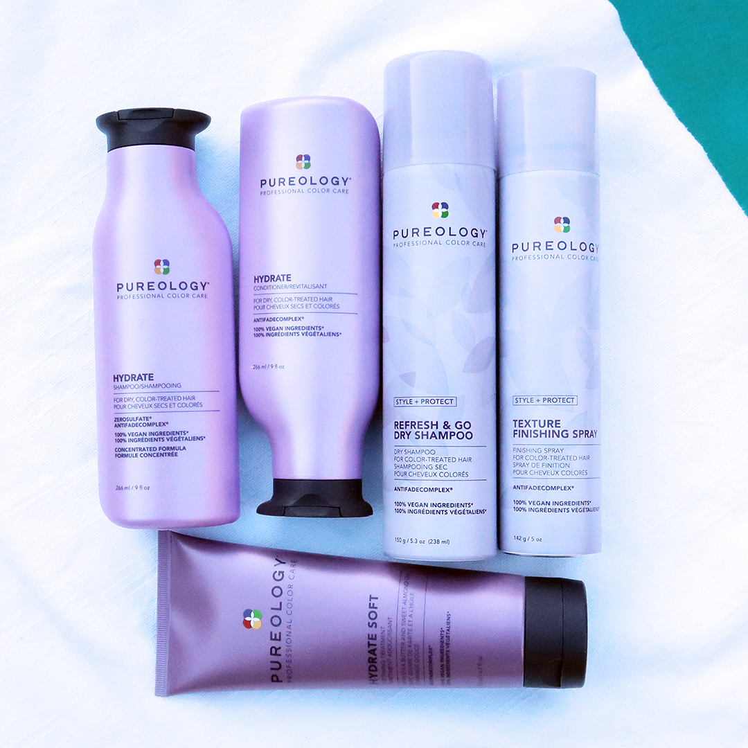 pureology professional hair care review