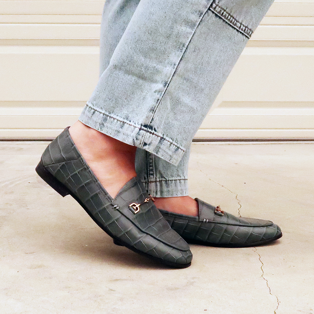 fall loafer trend