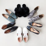 Fall 2020 shoe capsule wardrobe