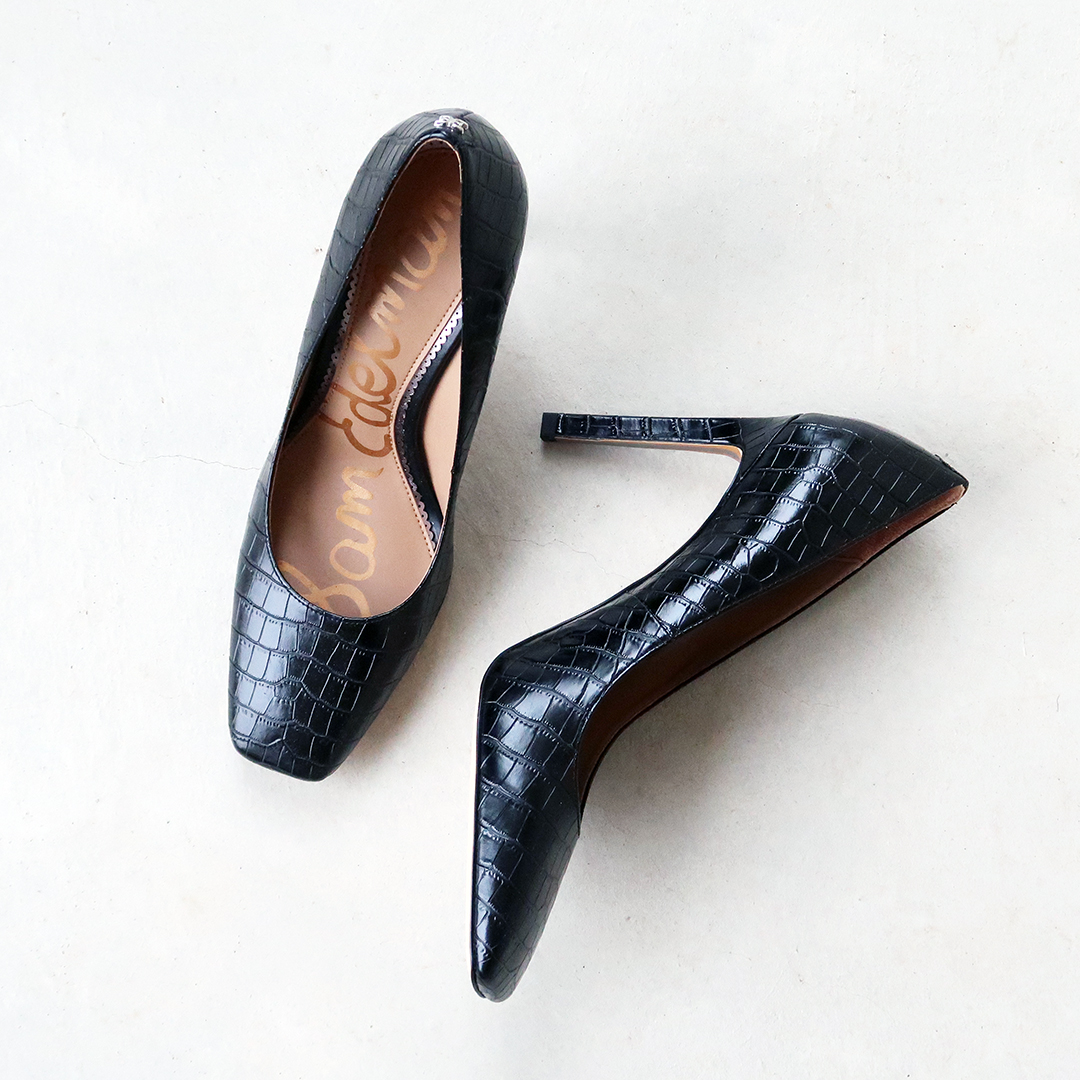 fall shoe trends square toes