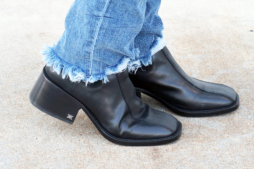 comfortable trendy fall booties