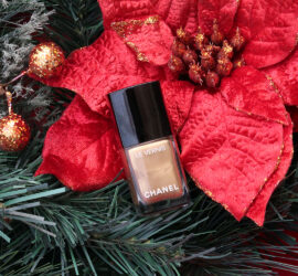 chanel nail polish holidays 2020 chanel chaine d or