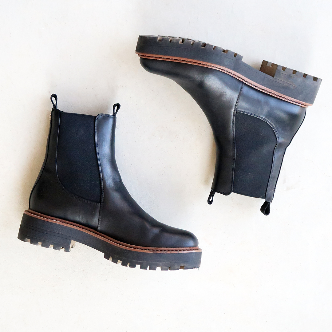 lug sole combat boots