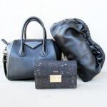 Holidays 2020 handbag capsule wardrobe