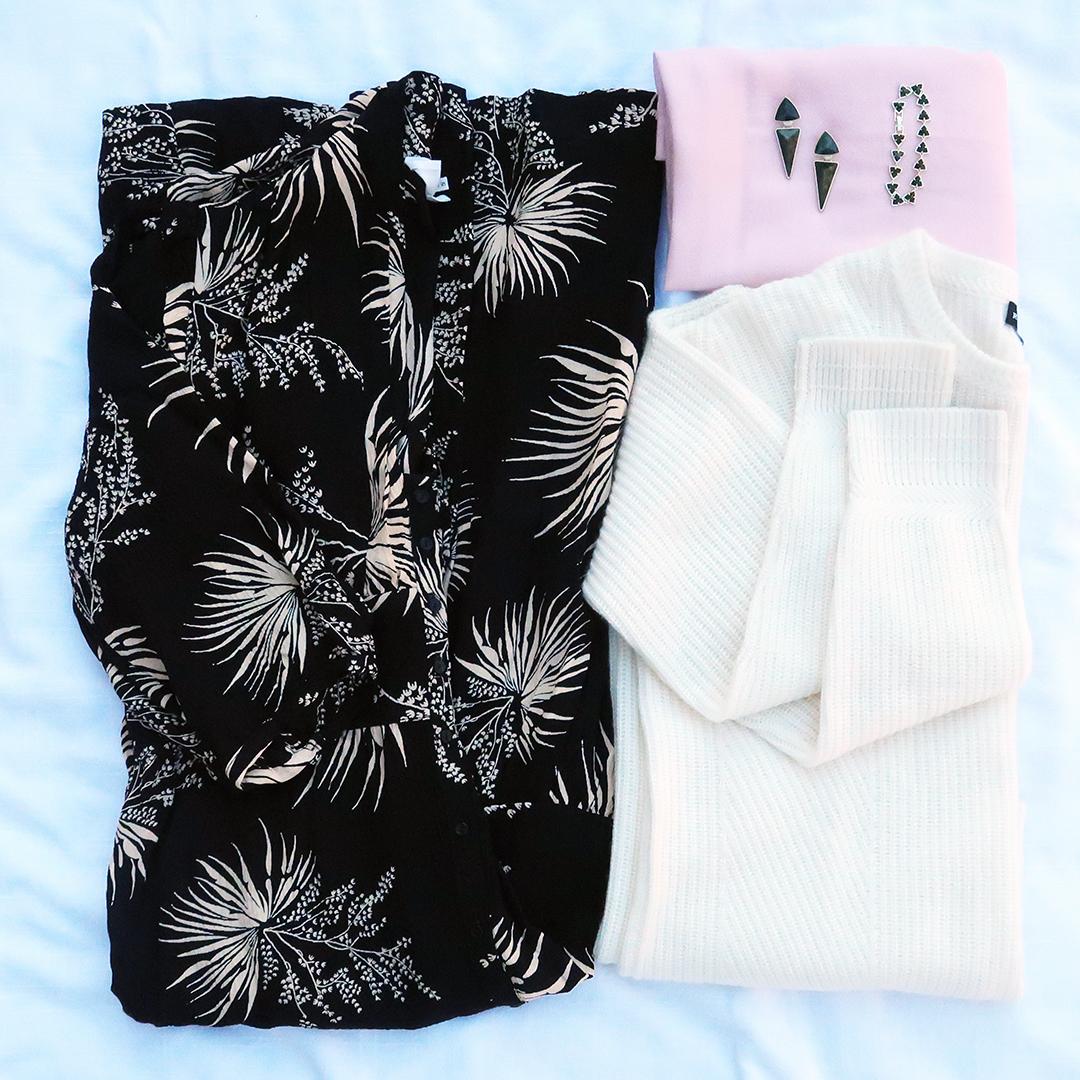 dressy capsule wardrobe