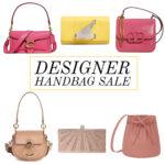 Designer handbag sale winter 2021