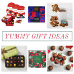 Yummy gift ideas for the holidays