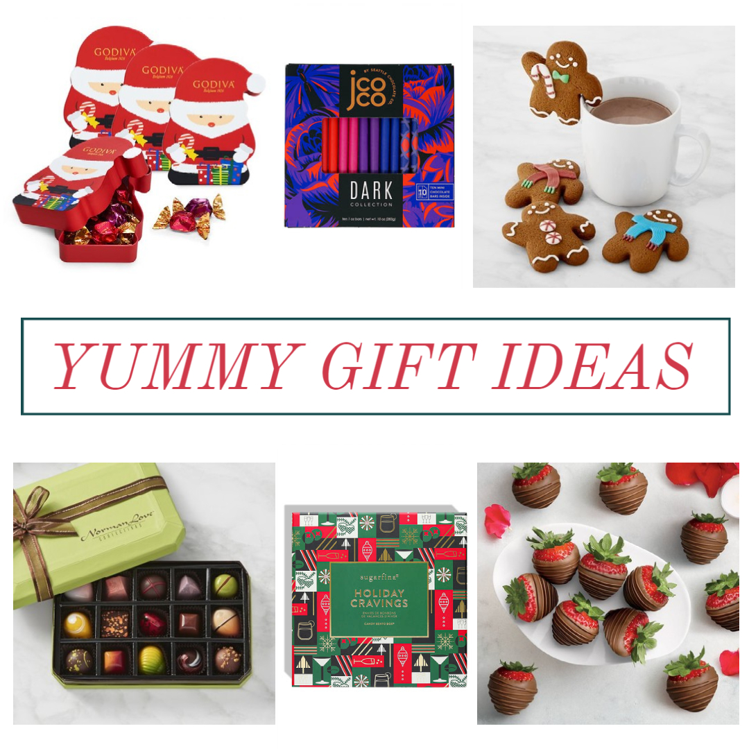 food gift ideas holidays 2020