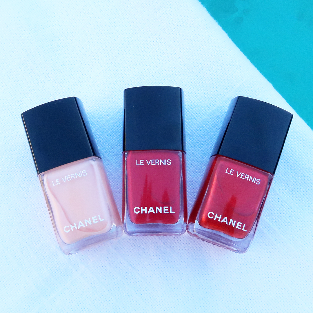 chanel spring 2021 nail polish review