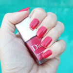 Dior nail polish spring 2021 review
