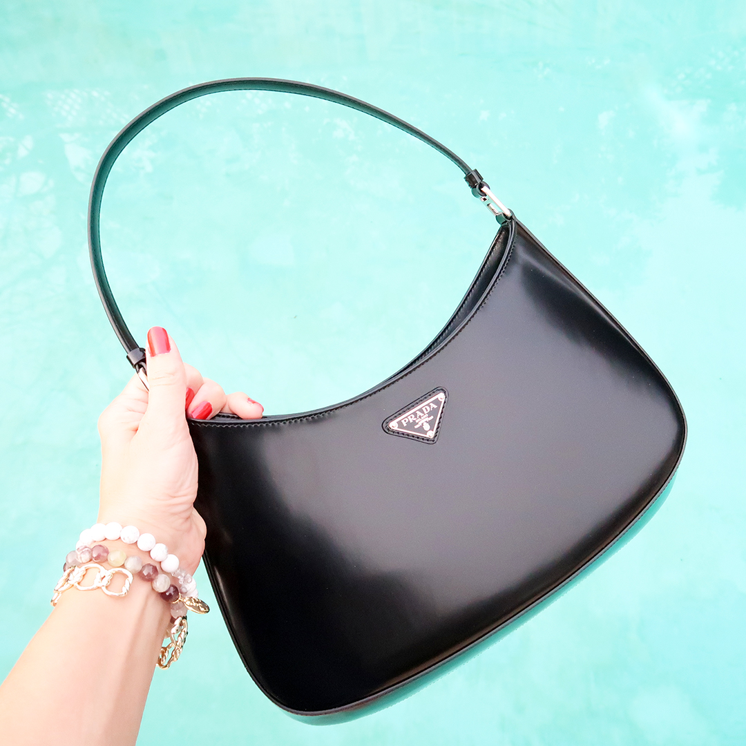 prada cleo in stock review