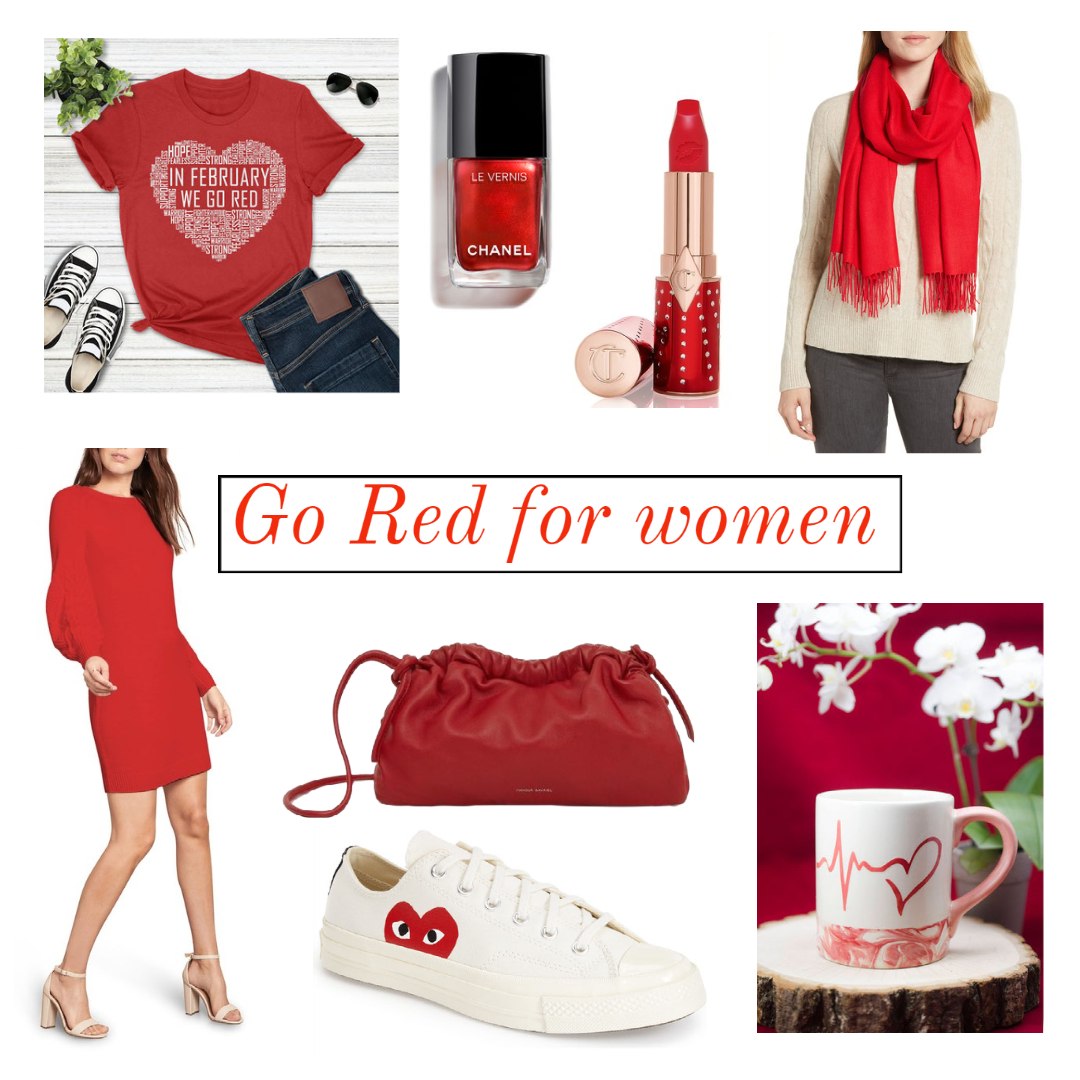 american heart association go red for women 2021