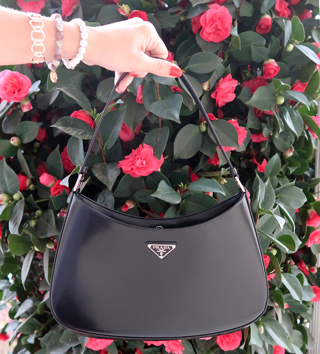 prada cleo review in stock online