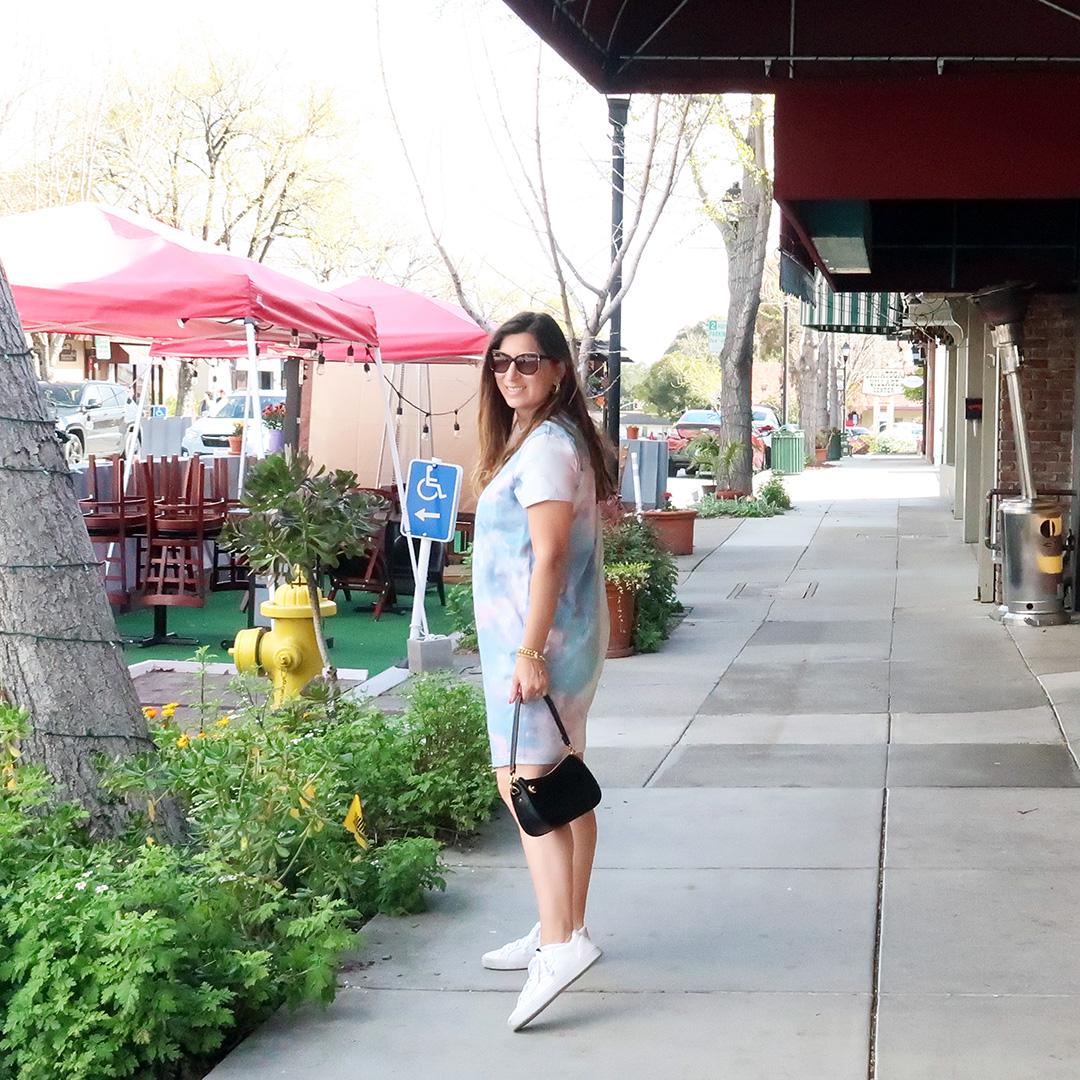 spring 2021 adidas athleisure street style