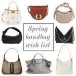 Spring 2021 handbag wish list