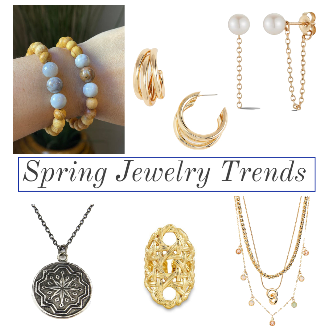 spring jewelry trends spring 2021