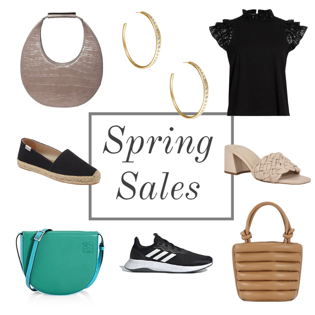 spring 2021 sales handbags shoes jewelry clothing