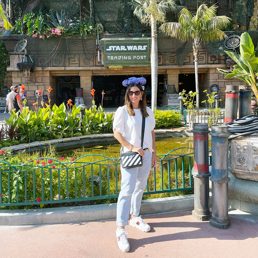 downtown disney street style outfit ideas